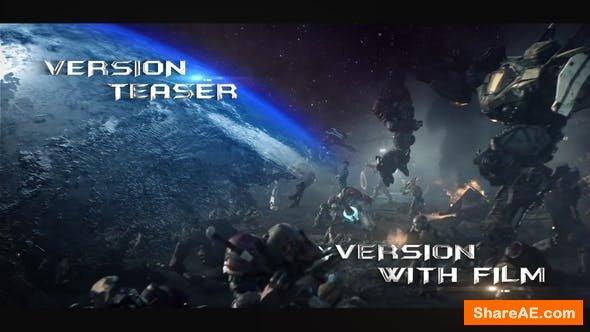 Videohive Space Trailer 23906831