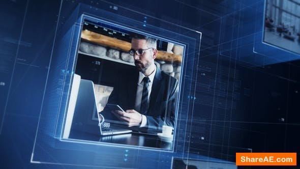 Videohive Digital Corporate Slideshow 23989609