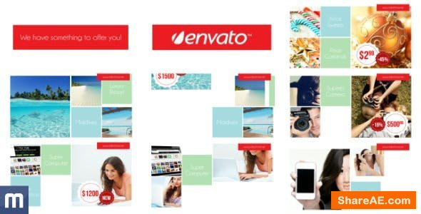 Videohive Ecommerce - Online Shop Promo