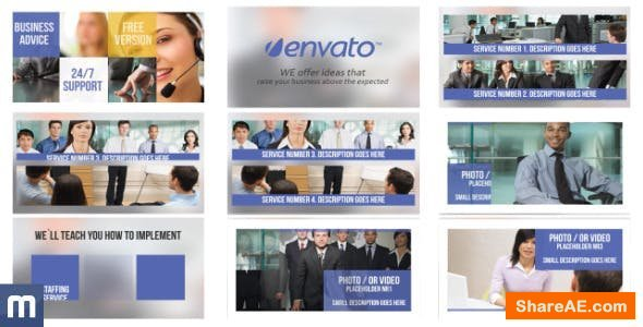 Videohive Progress - Improve Your Business