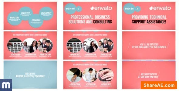 Videohive Business Idea - Corporate Presentation