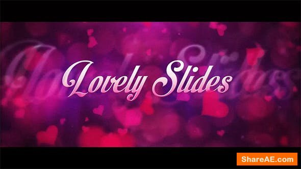 Videohive Lovely Slides 14656265