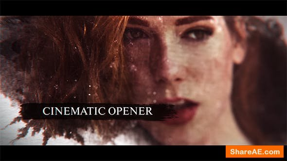 Videohive Movie Opening Titles