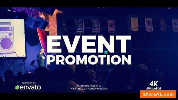 Videohive Event Promo 20816323