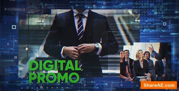 Videohive Digital Promo 21557864