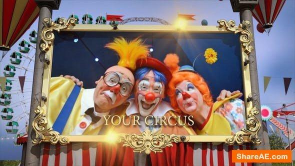 Videohive Circus 21979807
