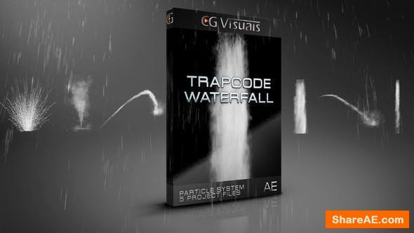 Videohive Waterfall Pack