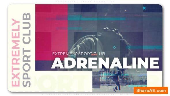 Videohive Adrenaline Sport Promotion