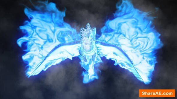 Videohive Epic Clouds Logo