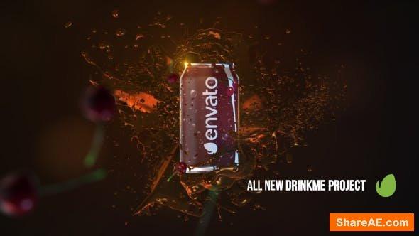 Videohive Drink Me Promo