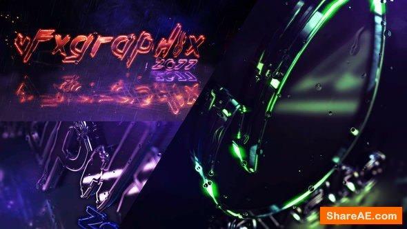 Videohive Cyber Neon logo