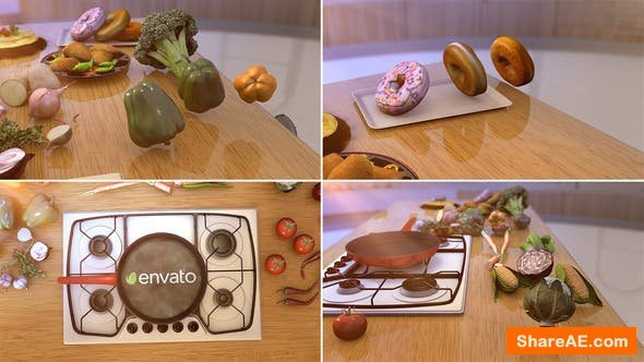 Videohive Cooking Show 22848764