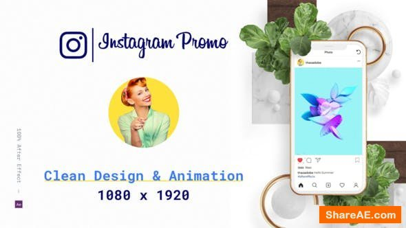 Videohive Instagram Promotion