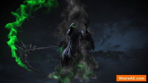 Videohive Cinematic Reaper Logo
