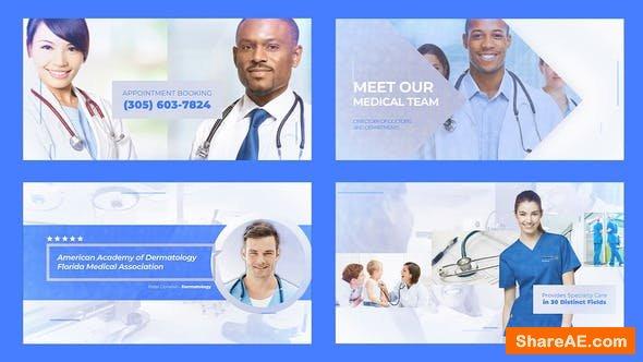 Videohive Medicine and Healthcare