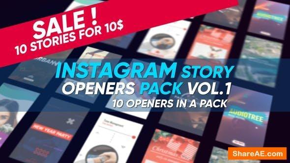 Videohive Instagram Story Bundle Vol.1