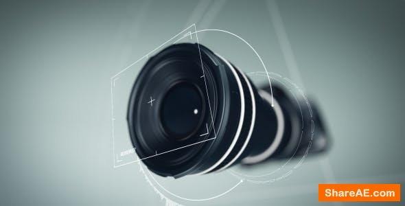 Videohive Camera Logo 14340383