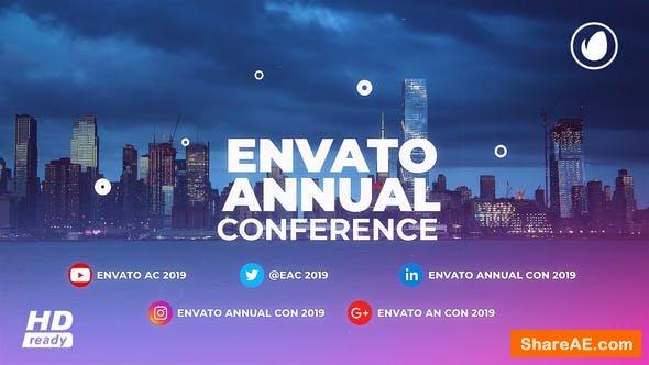 Videohive Event Promo / Conference
