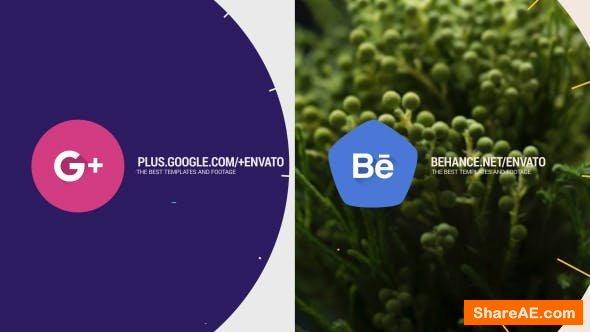 Videohive Flip Logo Reveals