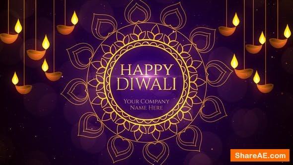 Videohive Diwali Wishes