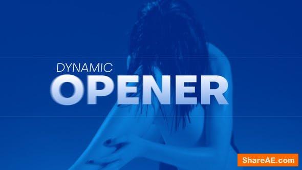 Videohive Rhythmic Stomp Opener