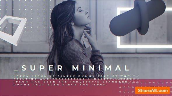 Videohive Modern Shape Promo