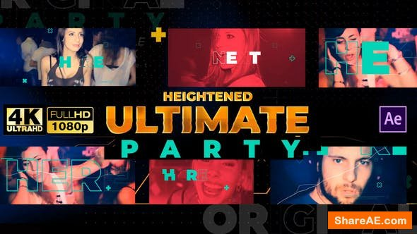 Videohive Music Party Event