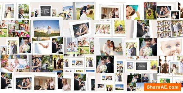 Videohive Family Slideshow 11010113