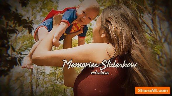 Videohive Memories Photo Slideshow