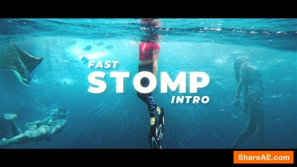 Videohive Stomp Intro 23111182