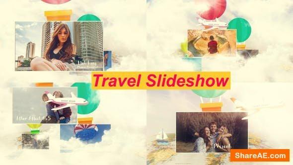 Videohive Travel Slideshow 23436236