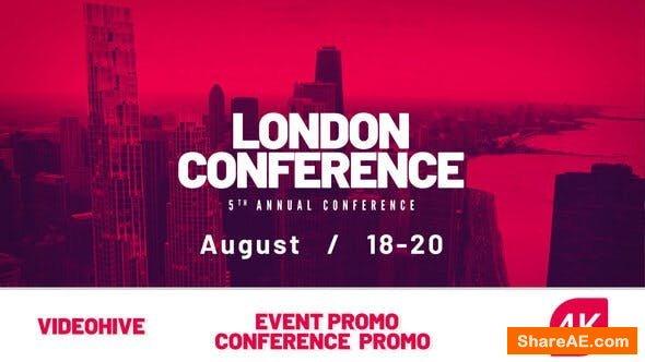 Videohive Event Promo // Conference Promo