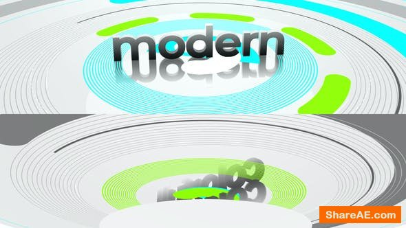 Videohive Modern Logo Reveal 24689823