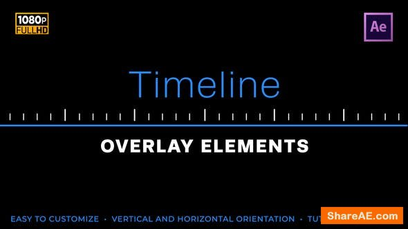 Videohive Easy Timeline Elements