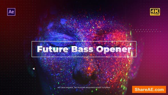 Videohive Future Bass Opener