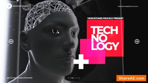 Videohive Technology Opener & Intro