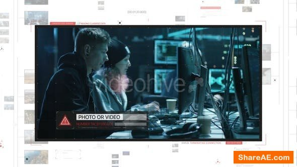 Videohive Technological Displays