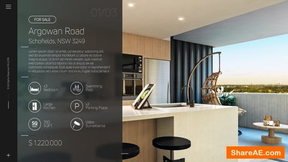 Videohive Real Estate 21618861