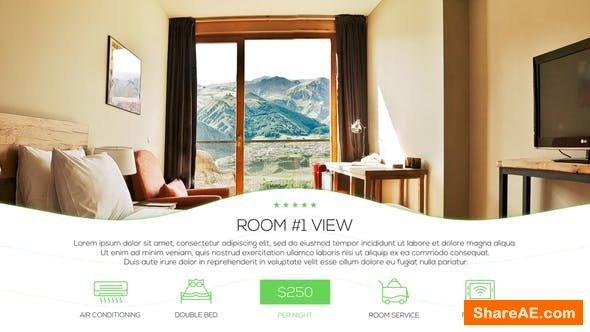 Videohive Hotel Promo