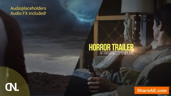Videohive Horror Trailer 22393813