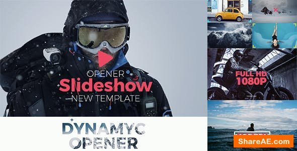 Videohive Dynamic Opener 19514126