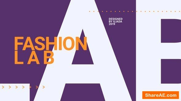 Videohive Fashion Lab