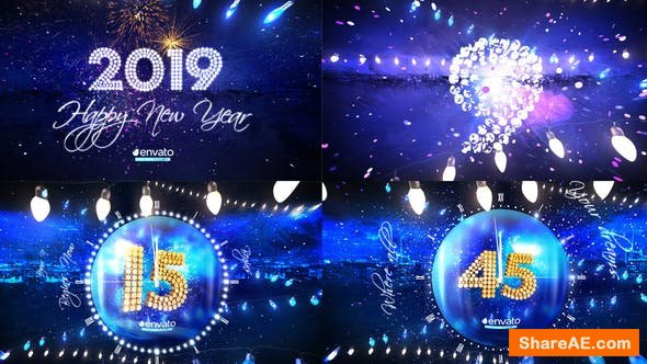 Videohive New Year Eve Party Countdown 2020