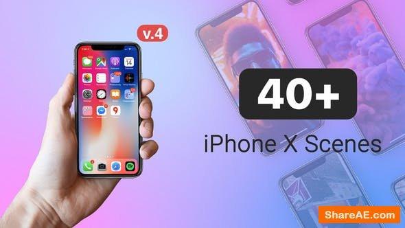 Videohive Phone X // App Promo Kit v4