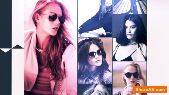 Videohive Fashion Promo 22988795