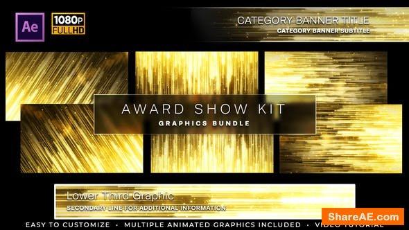 Videohive Awards Show Kit