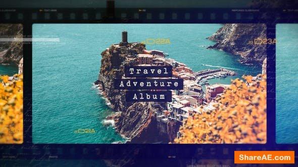 Videohive Travel Adventure Album