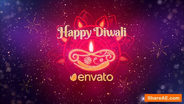 Videohive Diwali Festival Wishes