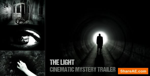 Videohive The Light - Cinematic Mystery Trailer
