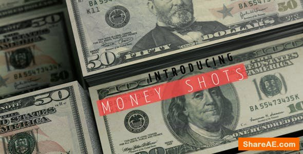 Videohive Money Shots - Jackpot Titles Kit